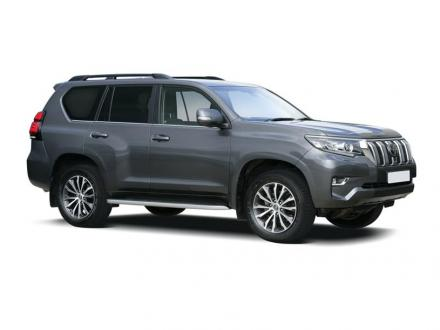 Toyota Land Cruiser Diesel Sw 2.8 D-4D Icon 5dr Auto 7 Seats