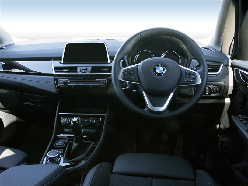 BMW 2 Series Diesel Gran Tourer 216d Luxury 5dr
