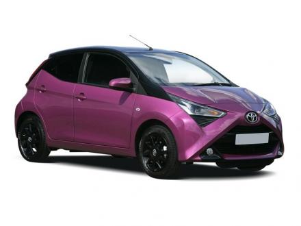 Toyota Aygo Hatchback 1.0 VVT-i X-Play TSS 5dr x-shift