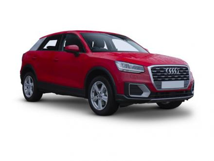 Audi Q2 Estate 35 TFSI Black Edition 5dr [Tech pack]