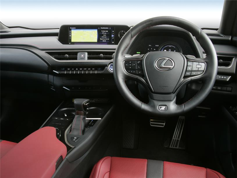 Lexus Es Saloon 300h 2.5 F-Sport 4dr CVT [Tech/Safety Pack]