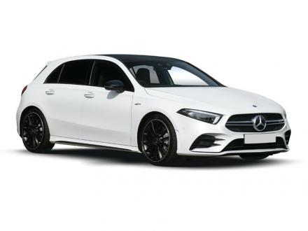Mercedes-benz A Class Amg Hatchback A35 4Matic Premium Plus 5dr Auto