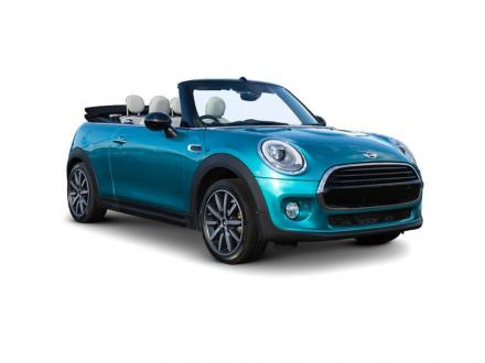 Mini Convertible 2.0 John Cooper Works II 2dr [Nav Pack]