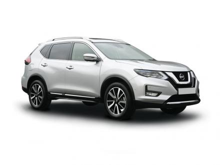 Nissan X-trail Diesel Station Wagon 1.7 dCi N-Connecta 5dr CVT [7 Seat]