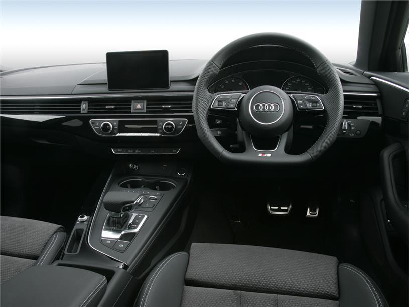 Audi A4 Diesel Saloon 35 TDI Black Edition 4dr S Tronic
