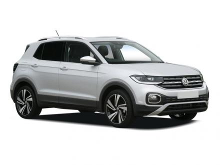 Volkswagen T-cross Diesel Estate 1.6 TDI SEL 5dr