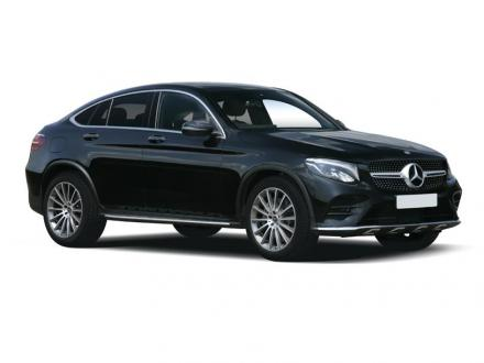 Mercedes-benz Glc Diesel Coupe GLC 300d 4Matic AMG Line Premium 5dr 9G-Tronic