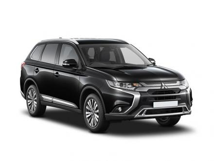 Mitsubishi Outlander Estate 2.0 Exceed 5dr CVT