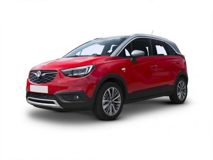 Vauxhall Crossland X Hatchback 1.2T [130] Business Edition Nav 5dr [S/S] Auto