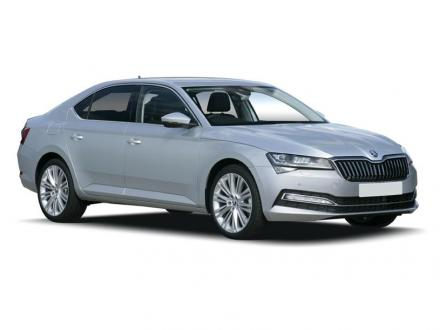 Skoda Superb Hatchback 2.0 TSI 272 Laurin + Klement 4X4 5dr DSG