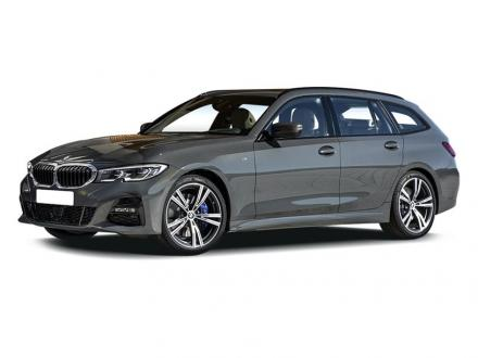 BMW 3 Series Touring 330i M Sport 5dr Step Auto
