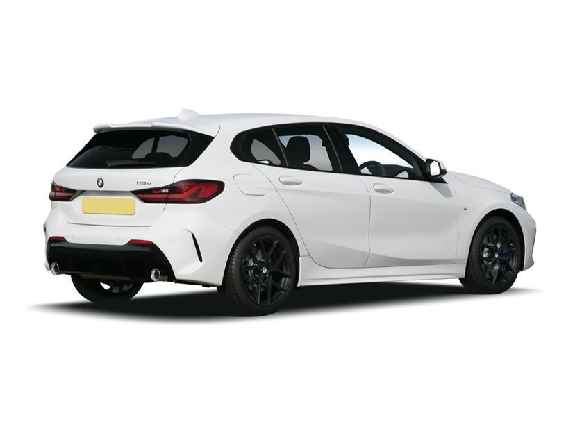 BMW 1 Series Diesel Hatchback 118d M Sport 5dr [Tech 1/Plus Pack]