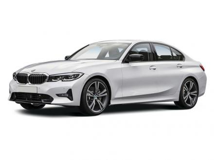 BMW 3 Series Saloon 320i M Sport 4dr Step Auto [Tech Pack]