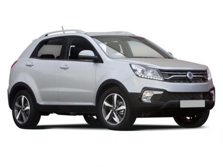 Ssangyong Korando Estate 1.5 Ultimate 5dr