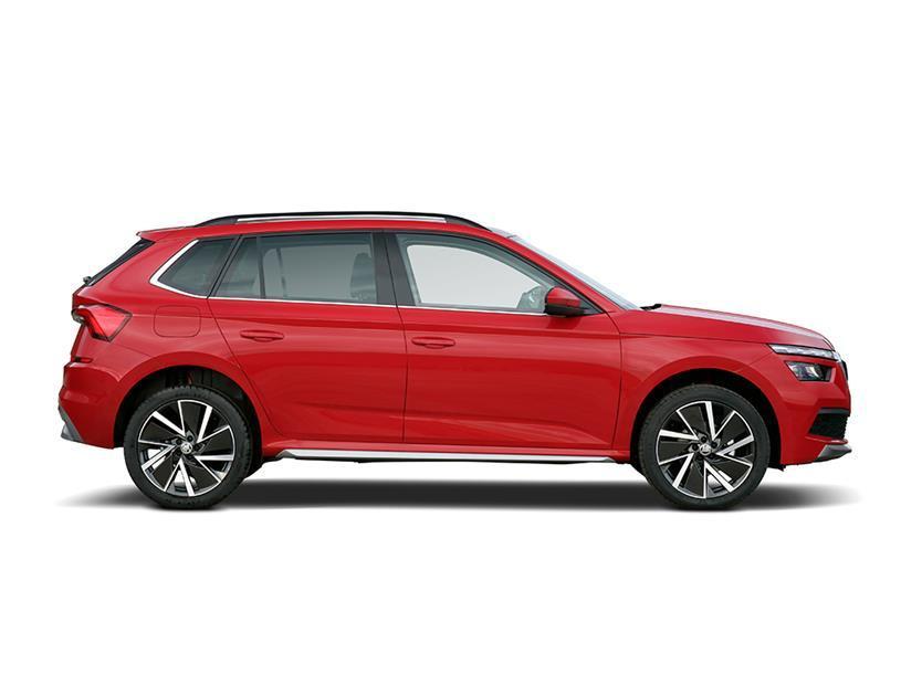 Skoda Kamiq Hatchback 1.5 TSI SE L 5dr DSG