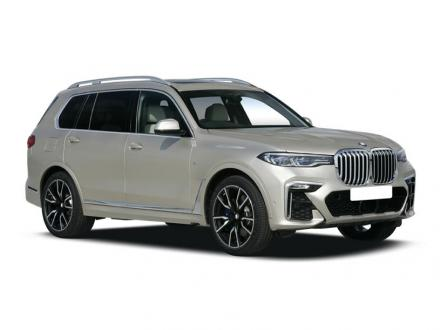 BMW X7 Estate xDrive M50i 5dr Step Auto [6 Seat] [Ultimate Pack]