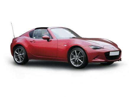 Mazda Mx-5 Rf Convertible 2.0 [184] Sport Tech 2dr