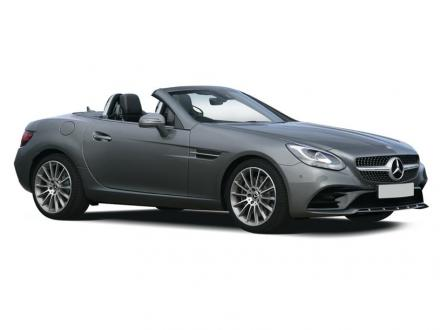 Mercedes-benz Slc Roadster Special Edition SLC 300 Final Edition Premium 2dr 9G-Tronic