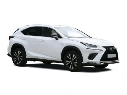 Lexus Nx Estate 300h 2.5 Premium Sport Edition 5dr CVT [Pan roof]