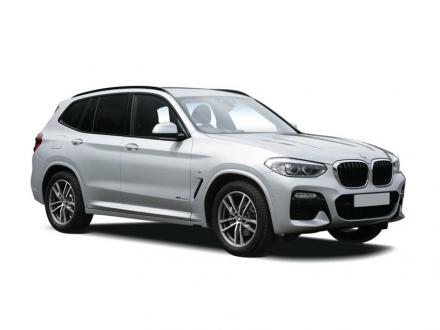 BMW X3 Diesel Estate xDrive20d MHT xLine 5dr Step Auto