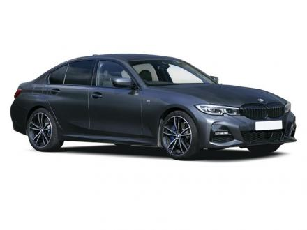 BMW 3 Series Saloon 318i M Sport 4dr Step Auto