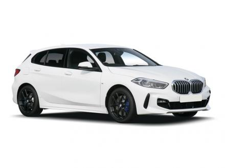 BMW 1 Series Diesel Hatchback 120d M Sport 5dr Step Auto [Tech Pack]