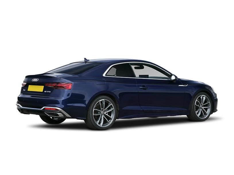 Audi A5 Coupe Special Editions 35 TFSI Edition 1 2dr S Tronic