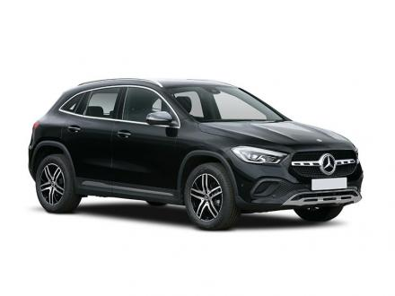 Mercedes-benz Gla Diesel Hatchback GLA 220d 4Matic AMG Line Executive 5dr Auto