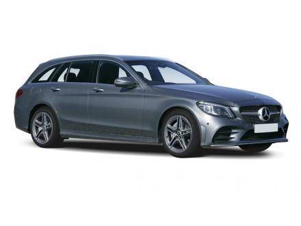Mercedes-benz C Class Estate Special Editions C300e AMG Line Night Ed Premium Plus 5dr 9G-Tronic