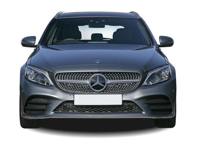 Mercedes-benz C Class Estate Special Editions C300e AMG Line Night Ed Premium Plus 5dr 9G-Tronic