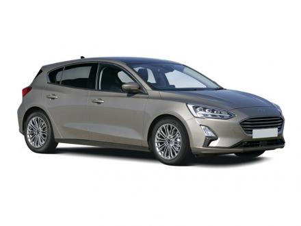 Ford Focus Hatchback 1.0 EcoBoost Hybrid mHEV 155 Active Edition 5dr
