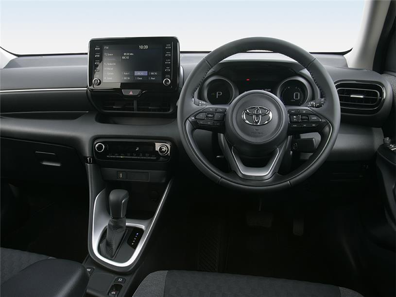 Toyota Yaris Hatchback 1.5 Hybrid Dynamic 5dr CVT