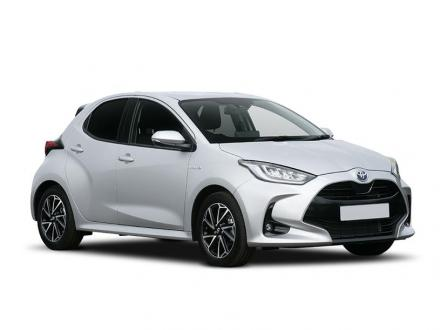 Toyota Yaris Hatchback 1.5 Hybrid Excel 5dr CVT [Panoramic Roof]