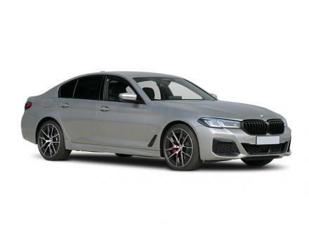 BMW 5 Series Saloon Special Editions 520d MHT M Sport Edition 4dr Step Auto
