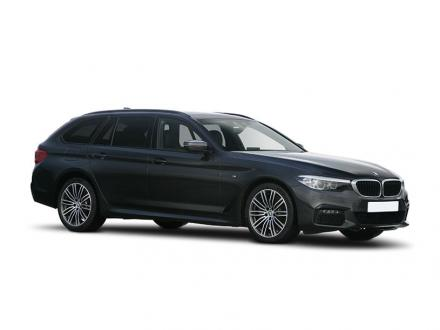 BMW 5 Series Touring Special Editions 540i xDrive MHT M Sport Edition 5dr Auto