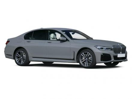 BMW 7 Series Diesel Saloon 730d xDrive MHT M Sport 4dr Auto [Ultimate Pack]
