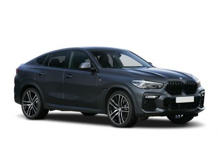 BMW X6 Estate xDrive40i M Sport 5dr Step Auto [Pro Pack]