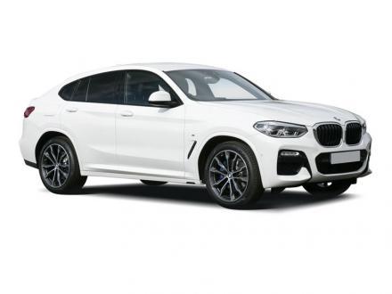 BMW X4 Diesel Estate xDrive30d MHT M Sport X 5dr Auto