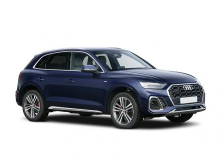 Audi Q5 Estate Special Editions 45 TFSI Quattro Edition 1 5dr S Tronic [C+S]