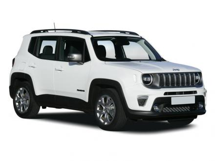 Jeep Renegade Hatchback 1.3 Turbo 4xe PHEV 240 Trailhawk 5dr Auto
