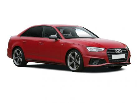 Audi A4 Saloon 40 TFSI 204 Black Edition 4dr S Tronic