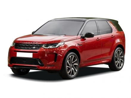 Land Rover Discovery Sport Sw 2.0 P200 R-Dynamic S Plus 5dr Auto
