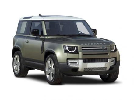 Land Rover Defender Diesel Estate 3.0 D200 S 90 3dr Auto [6 Seat]