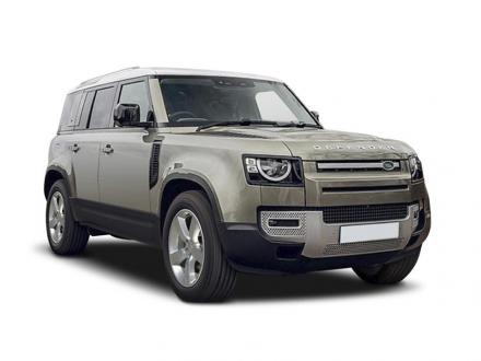 Land Rover Defender Diesel Estate 3.0 D200 S 110 5dr Auto [7 Seat]