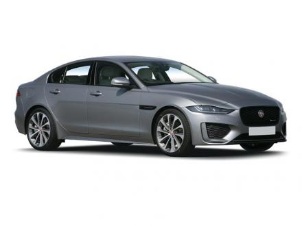 Jaguar Xe Saloon 2.0 P250 R-Dynamic Black 4dr Auto