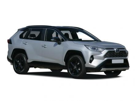 Toyota Rav4 Estate Special Editions 2.5 VVT-i Hybrid Black Edition 5dr CVT