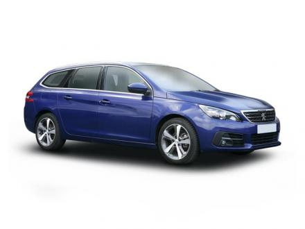 Peugeot 308 Diesel Sw Estate 1.5 BlueHDi 130 Allure Premium 5dr EAT8