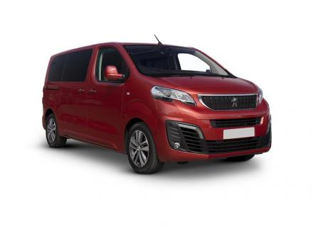 Peugeot E-traveller Electric Estate 100kW Active Long [8 Seat] 50kWh 5dr Auto