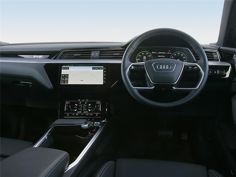 Audi E-tron Sportback Special Editions 230kW 50 Quattro 71kWh Launch Ed 5dr Auto [C+S]