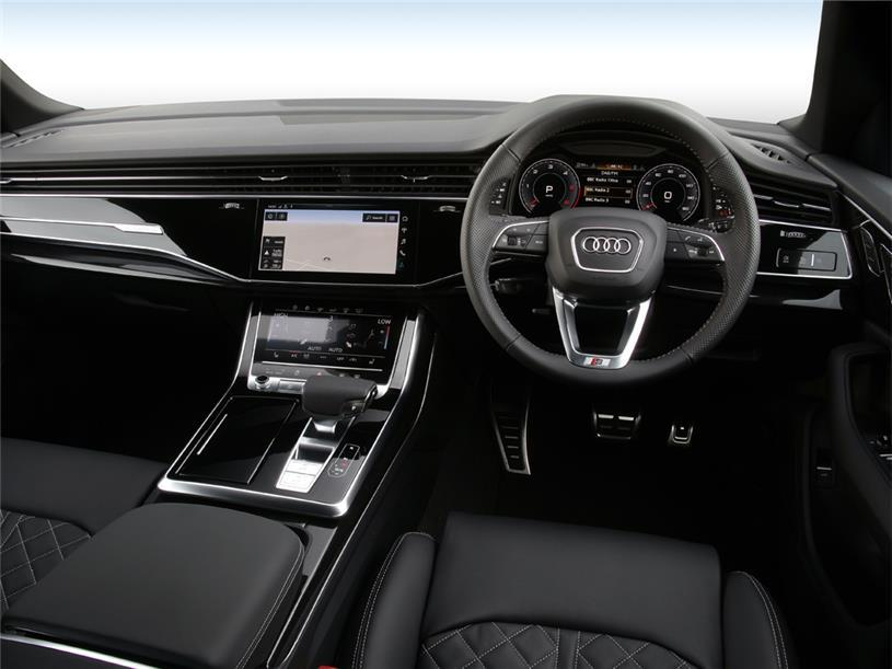 Audi Q8 Estate 60 TFSI e Quattro Competition 5dr Tiptronic
